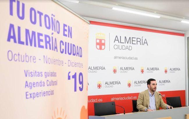 'Tu otoño en Almería Ciudad' ofrece a los turistas más de 60 experiencias