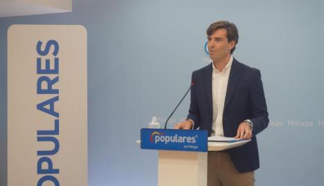 PP respalda al alcalde de El Ejido sobre VioGén por ser