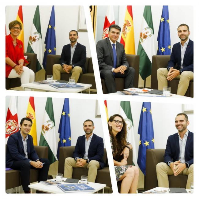 ¿Cuantos candidatos a la Alcaldía habrá en el pleno de investidura de Almería?