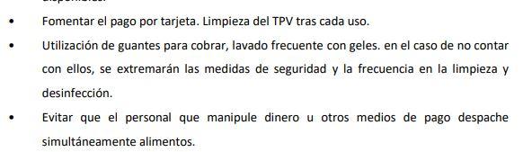 #COVID19 El Gobierno recomienda el pago con tarjeta pero obliga a que DNI y Pasaporte se abone en efectivo