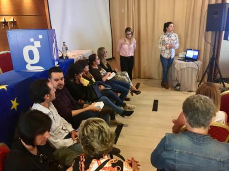95 Agentes Guadalinfo de Almería actualizan competencias profesionales y digitales