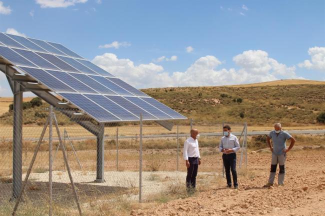 Diputación incorpora un sondeo que garantiza el agua en Cañadas de Cañepla