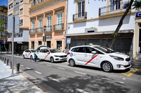 A consulta pública la modificación de la Ordenanza de Taxi de Almería