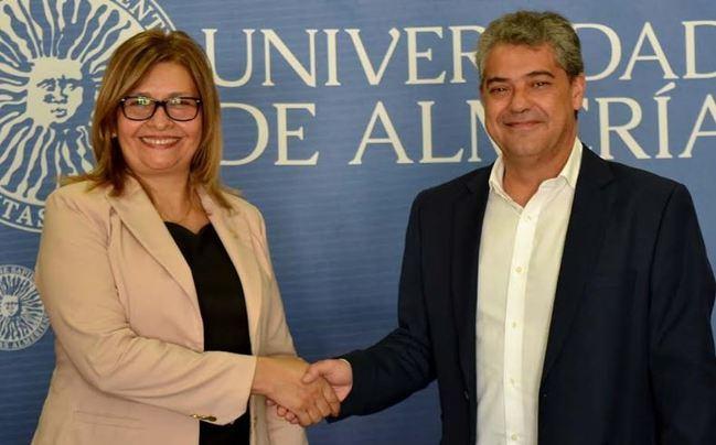 La UAL firma un acuerdo de cooperación con una Universidad de Paraguay