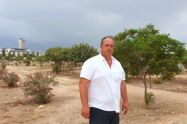 A buen ritmo la adecuación del Parque Forestal Cañada de Ugíjar