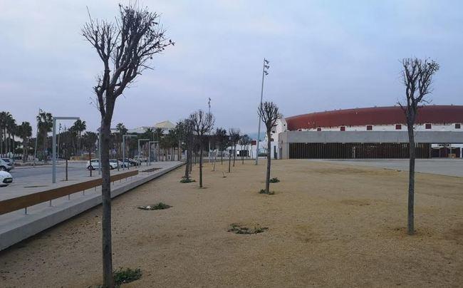 """El PSOE apuesta por afrontar las """"deficiencias"""" del parque de Los Bajos"""