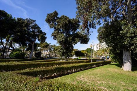 El Ayuntamiento gana a Cespa en TARC el recuerso por el contrato de los jardines