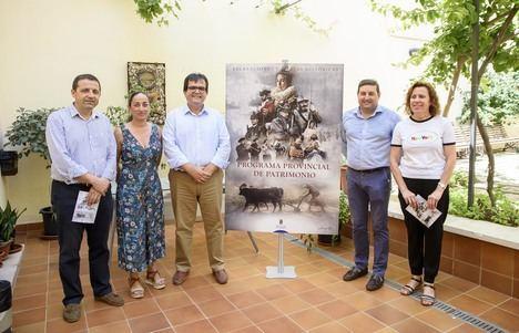 Diputación impulsa un Programa Provincial de Patrimonio con eventos históricos en 21 municipios