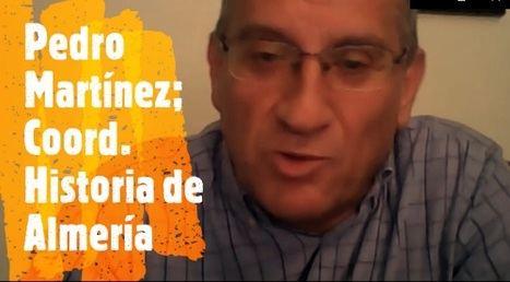 """Pedro Martínez: """"A final de año habrá otros dos volúmenes de la Historia de Almería"""""""