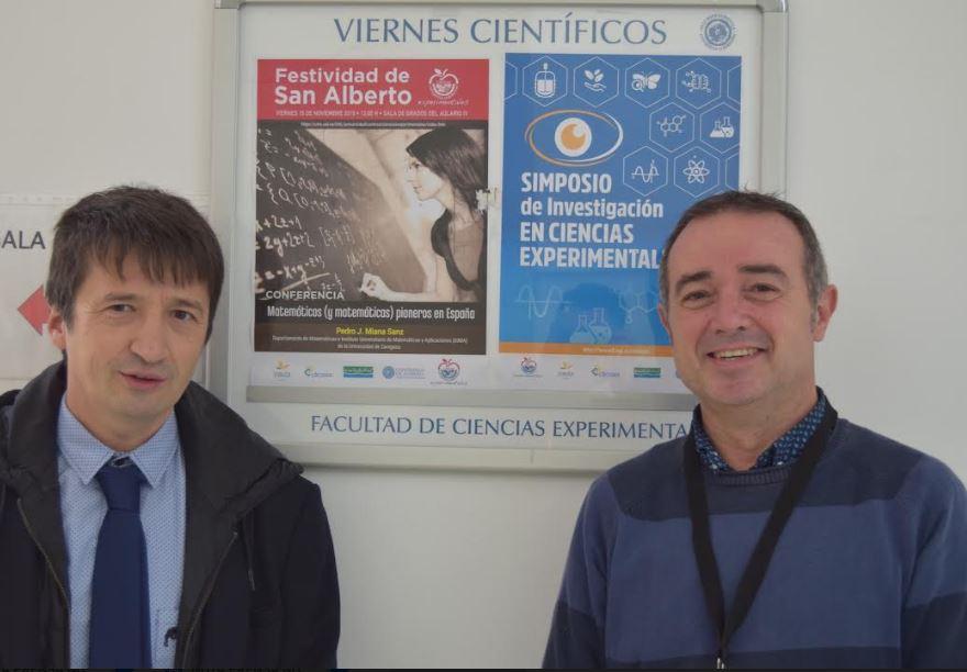 """Cierre de San Alberto Magno en la UAL: """"La ciencia es unisex y de la gente joven"""" - Noticias de Almería"""