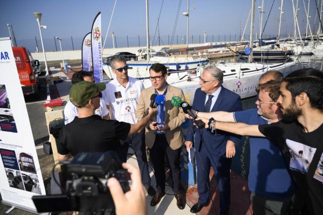 El Peneque Pro representará a Almería en el circuito nacional de regatas 2019