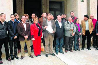Cuando el PSOE de Almería pedía un Plan de Empleo… al Gobierno central