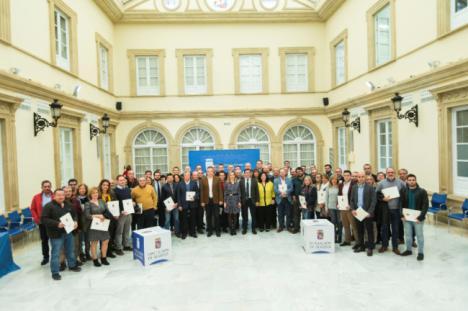 Diputación y Junta subvencionan los materiales para las obras del PFEA