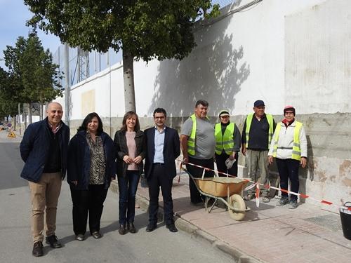 Huércal-Overa se beneficia de más de 5.000 jornales de inversión del PFEA