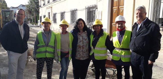 El PFEA genera una inversión de 325.000 euros en Vélez-Rubio