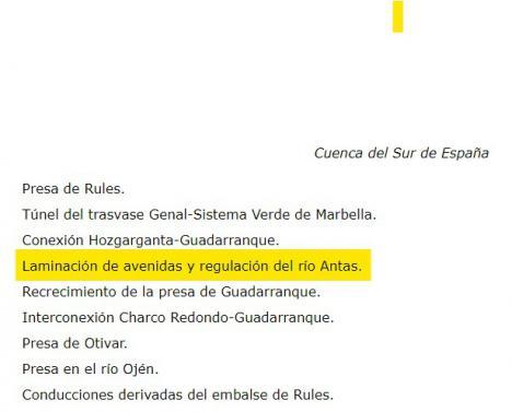 El PSOE se felicita por licitar ahora un proyecto que paró Zapatero en 2005