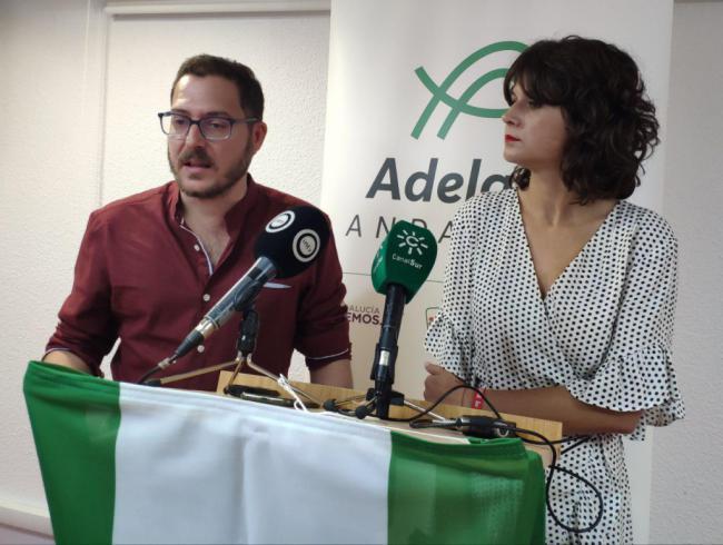 Adelante Andalucía presenta 134 enmiendas a los presupuestos andaluces que repercuten en Almería