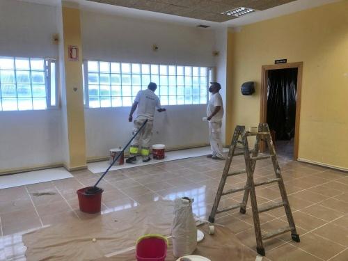 Remozadas las Instalaciones de la Unidad De Estancias Diurnas De Vícar