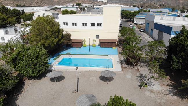 El Ayuntamiento de Berja abre este sábado las piscinas de La Tomillera y San Roque