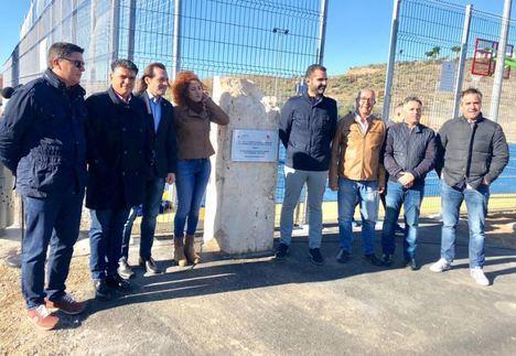Cazorla dice que Ciudadanos ha empujado al alcalde a cumplir con Cuevas de los Medinas