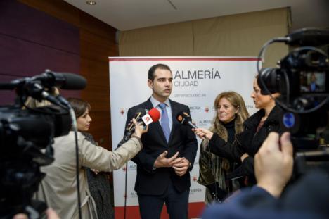 El Ayuntamiento de Almeria invertirá 10 millones de euros en formación y empleo