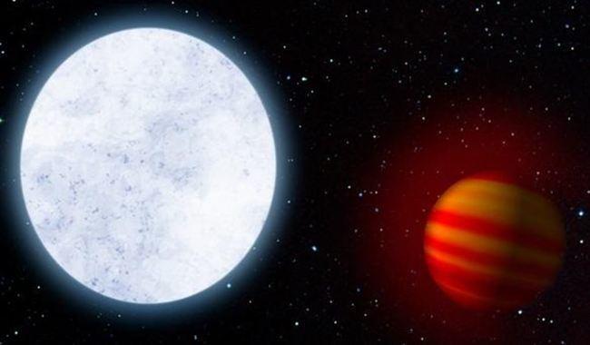 Descubren desde Calar Alto una estrella que dobla la temperatura del sol y calienta a un planeta a la temperatura de este