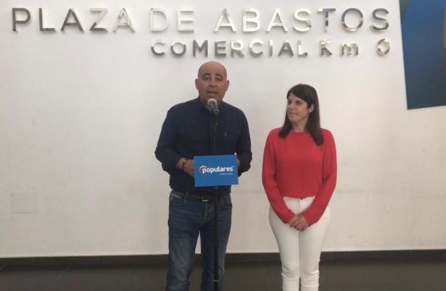 Domingo Fernández dice que el PP es el único que garantiza el futuro de Huércal Overa