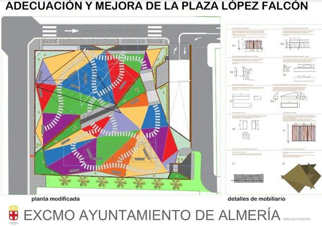 El Ayuntamiento adjudica la remodelación de la Plaza López Falcón