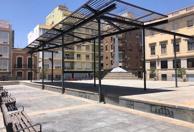 Siete empresas presentan su propuesta de juegos para la Plaza López Falcón