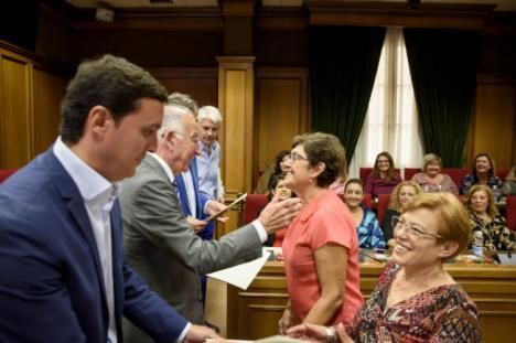 Desde 2012 Diputación ha invertido 17 millones de euros en igualdad con fondos propios