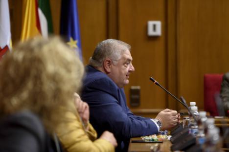 Alías pasa a la Junta tras 20 años de diputado provincial
