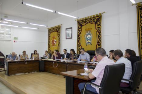 Carboneras pedirá unirse al Fondo de Impulso Económico para el ejercicio de 2019