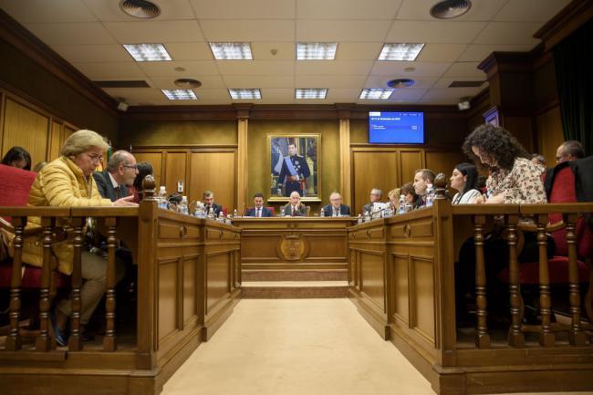 Diputación aprueba el Plan de Inversiones para 2019 por más de 18,1 millones de euros
