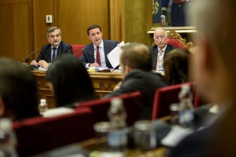Diputación asumirá con fondos propios la Estrategia Local de Intervención en 'La Venta del Viso'