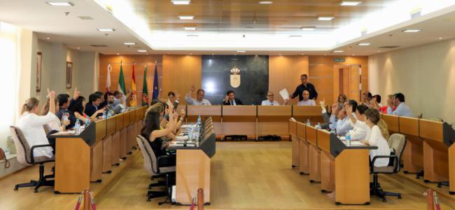 El Pleno de El Ejido pide a Costas obras de emergencia en el litoral de Balerma