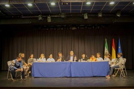 Alumnos del Juan Goytisolo ponen el broche final a las Jornadas de Puertas Abiertas