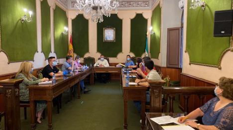 Berja aprueba 70.000 euros en ayudas para pymes y autónomos