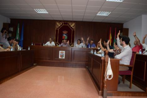 El equipo de Gobierno de Vícar se pone en marcha