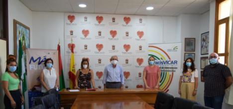 Ayuntamiento E Inserta Andalucía actúan Contra La Pobreza Infantil En Vícar