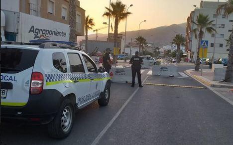 Policía Local de Adra inicia una Campaña sobre las condiciones del vehículo