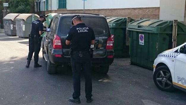 20 Denuncias Y 165 Vehículos Controlados En La Última Campaña de la DGT en Vícar