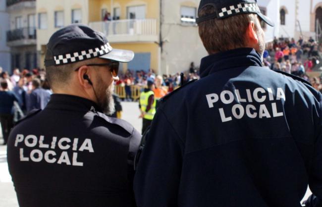 Ayuntamiento de Adra pide al Gobierno que considere a la Policía Local profesión de riesgo