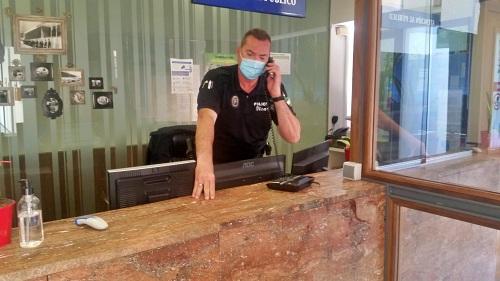 La Policía Local De Vícar lleva 663 Denuncias Por Incumplimientos Del Estado De Alarma