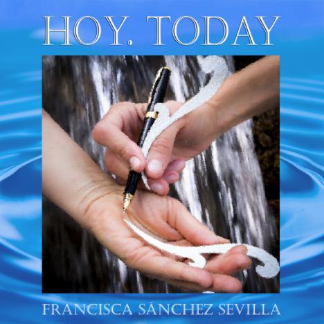 Francisca Sánchez presenta en el Molino su libro 'Hoy. Today'