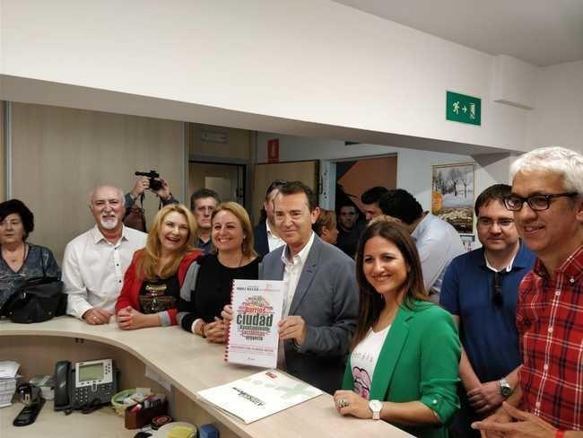 """Pérez Navas: """"Si yo gano habrá perdido la derecha"""""""