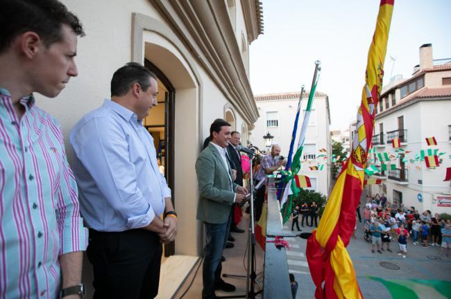 Javier A. García pregona la Feria de Tíjola 2019