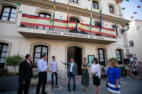 Diputación modernizará la red de abastecimiento de Tíjola