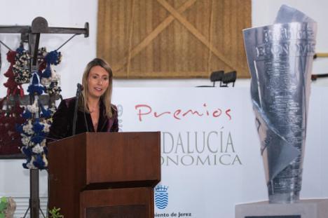 """""""Andalucía Económica"""" reconoce a Pilar Martínez-Cosentino como """"Mejor Ejecutiva Andaluza"""""""