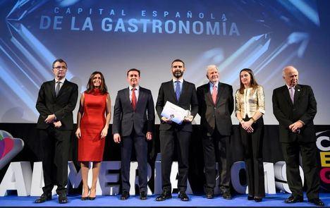 Almería 2019 se viste de gala para acoger los Premios Capital Española de la Gastronomía