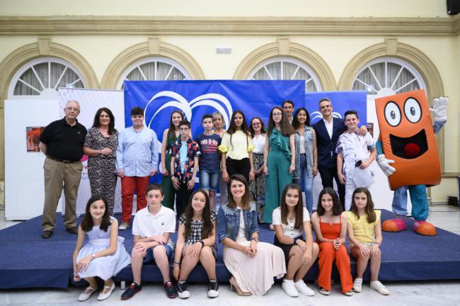 Más de 700 escolares en el VI concurso 'Almería juega limpio: ¡Aplícate el cuento!'